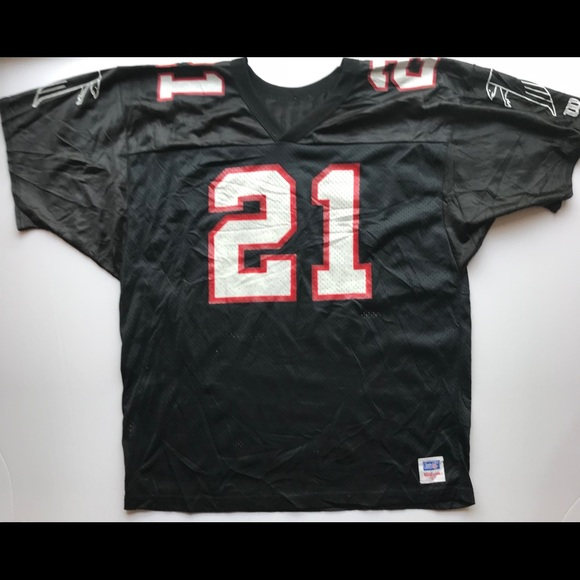 size 40 0eeef fbeed Deion Sanders Atlanta Falcons Youth Jersey